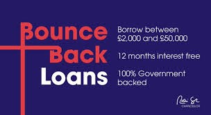 Covid 19 Bounce Back Loan